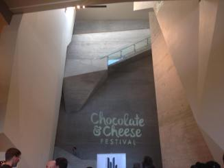 SLC Chocolate and Cheese Festival