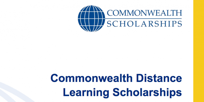 Commonwealth Distance Learning Scholarships for Masters Courses in UK, 2018 ( Fully Funded)