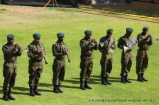 Botswana Army Band