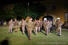 SA Army Band Kroonstad