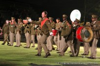 Staff Sergeant Johan Labuschagne of the Kroonstad band is - not surprisingly - reigning world champion line dancer!