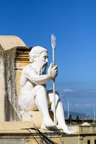 I wonder what Neptune is thinking?
