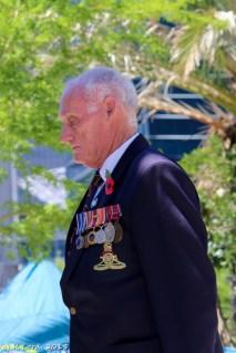 Lt Col Ian McKinney, ex Officer Commanding Cape Field Artillery