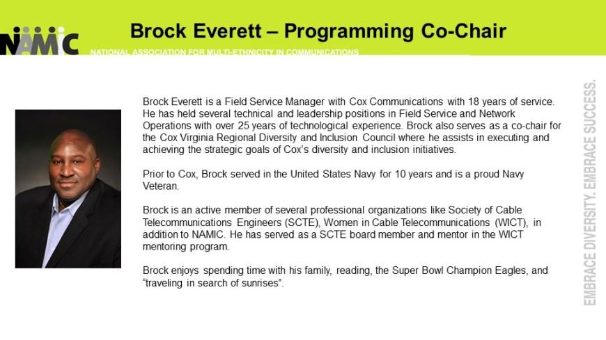 Brock Everett Bios