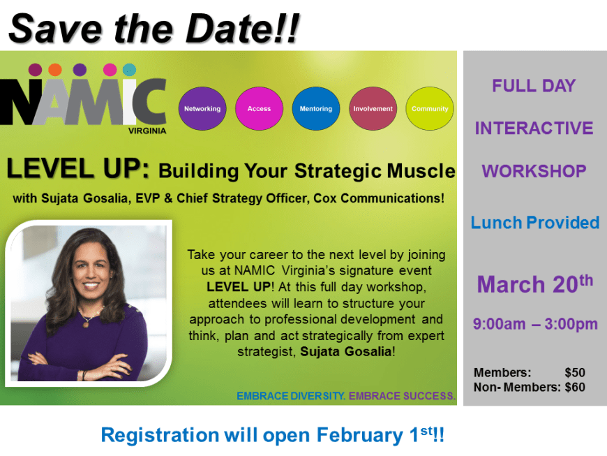 Level Up 2019 - Building Your Strategic Muscle_12.18.18