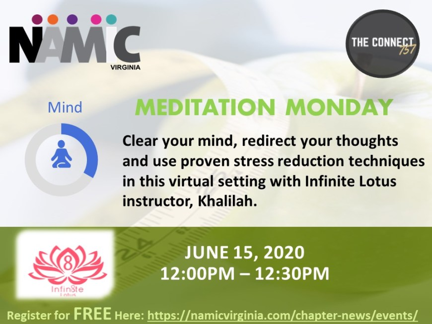 2020-06-15 Meditation Monday