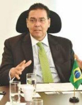 EmbaixadorJoão Mendes, Consul General do Brasil in Miami..