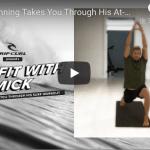 【動画】ミックファニングが自宅でできるサーフトレーニングを紹介