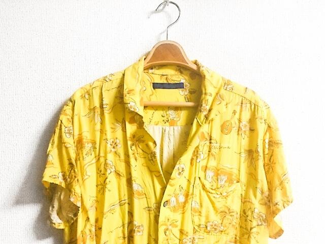 アロハシャツの起源・歴史とは?柄の種類も解説