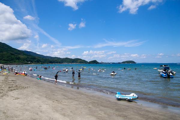 深江海水浴場