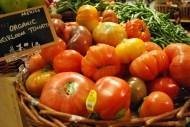Tomates riñón / Heirloom tomatoes. Eataly
