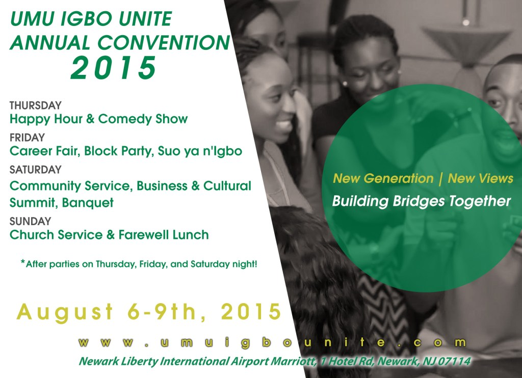 2015 UIU Convention Information