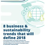 8 business & sustainability trends that will define 2018