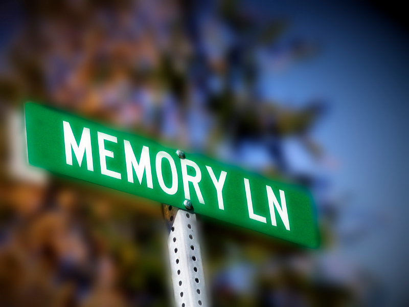 Memory Lane? O.Y.O is your name!