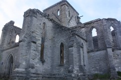 The Unfinished Church