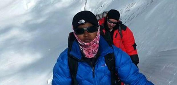 Poorna's Journey to Everest: #AtoZChallenge