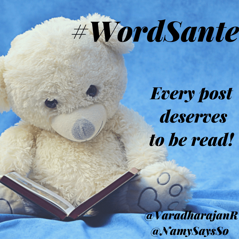 #WordSante Edition 2: Every Post Deserves To Be Read