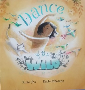 dance of the wild book by Richa Jha