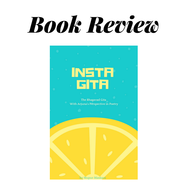 Book Review: INSTA GITA by Nupur Maskara #BlogChatterEbookReview