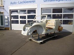VW Käfer Ovali Bj. 1955 (1)