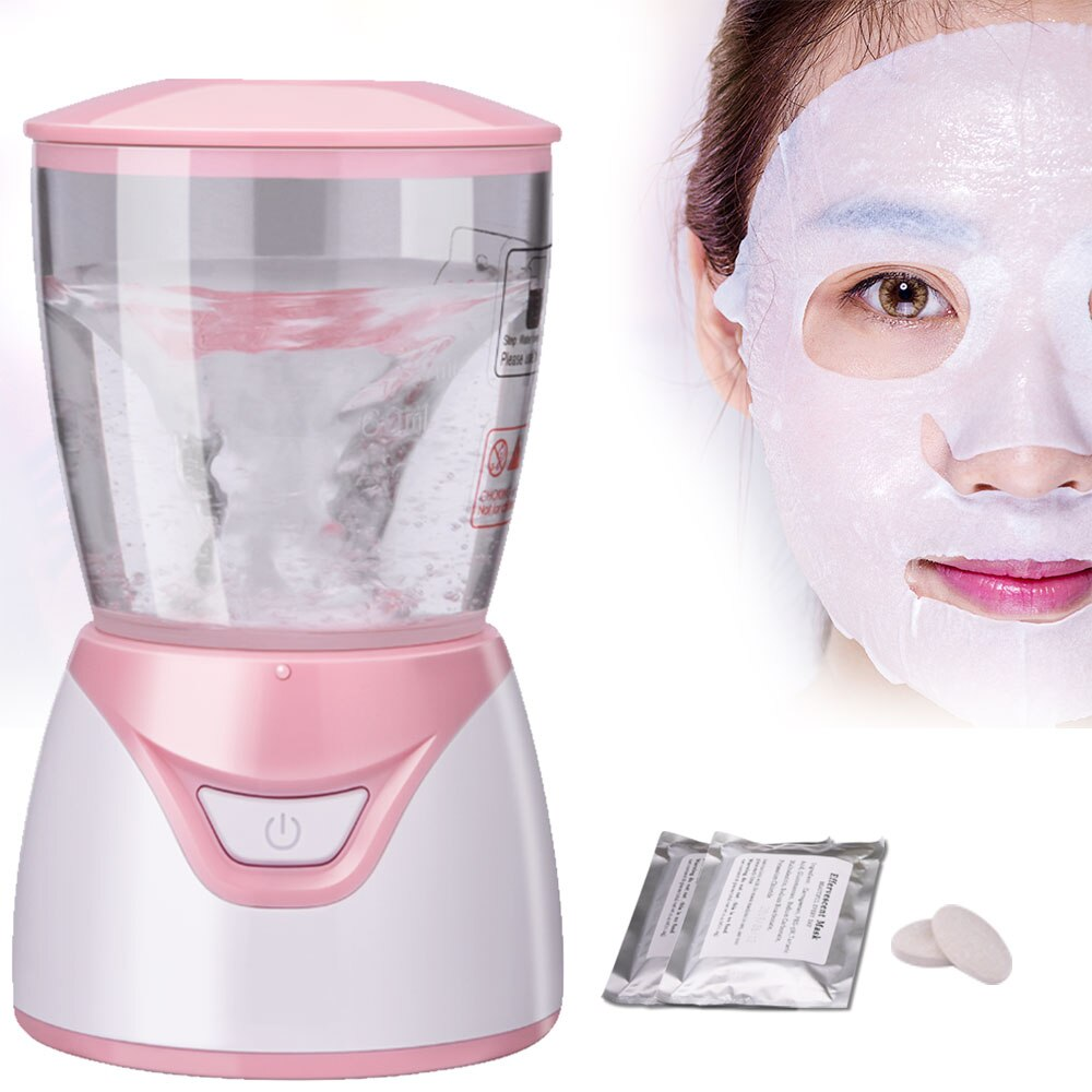Vegetable Fruit Facial Mask Maker Machine Automatic Natural Collagen Beauty Face Spa Skin Care Tool Nana S Corner Beauty Cosmetic