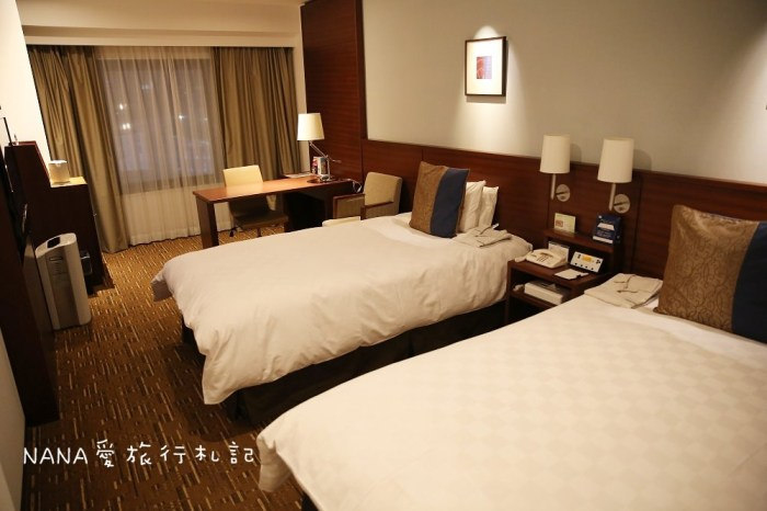 日本秋田》秋田城堡酒店Akita Castle Hotel。秋田縣人氣飯店,LAWSON便利商店,JR秋田車站徒步10分鐘。