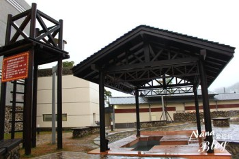 【苗栗景點。泰安】免費泡腳溫泉體驗原住民的文化❤泰雅文化園區〈免費景點〉