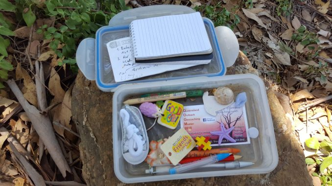 Geocaching Find The Treasure As You Travel The World