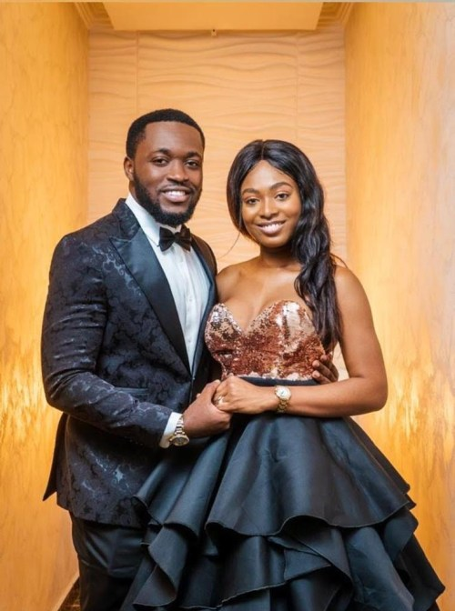 KENCY2020: The white wedding of Mr. and Mrs. Osei Asante. 14
