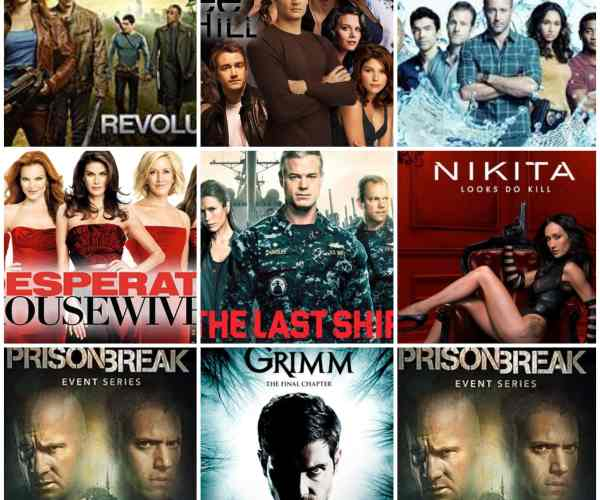 The top 10 TV Series of all-time 21