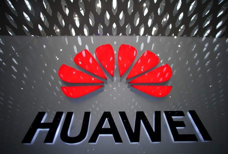 Huawei's sales revenue puts them 2nd in the world behind Samsung 3