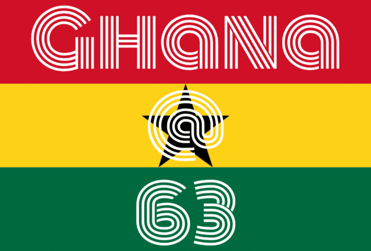 Ghana celebrates her 63rd independence anniversary