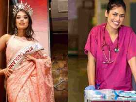 Miss England 2019 hangs up her crown, returns to work as doctor amid covid-19 pandemic 15