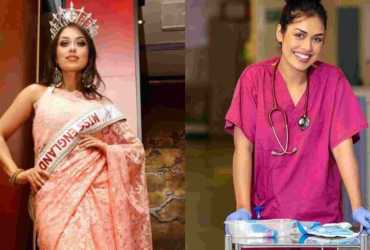 Miss England 2019 hangs up her crown, returns to work as doctor amid covid-19 pandemic 25