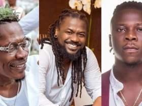 I will deal with you and deal with 'your father' ~ Shatta Wale tells Stonebwoy  [See Post]