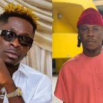 Shatta Wale and Stonebwoy meet to have lunch after Asaase Sound Clash [ See Photos ]