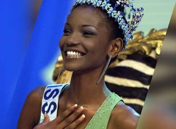 The ugliest miss world ever
