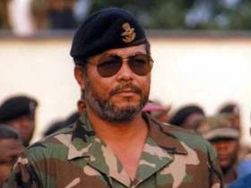 Breaking News: Jerry John Rawlings reported dead