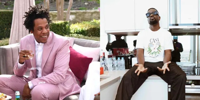 Sarkodie Features On Jay-Z's Upcoming Africa-themed Album – See Full Tracklist