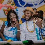 Kalybos and Ahuofe Patri's wedding video pops up online