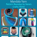 Crochet Pattern Roundup featuring Lion Brand Mandala Yarn
