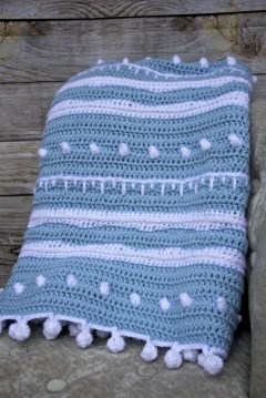 Winter Rhapsody Lap Blanket