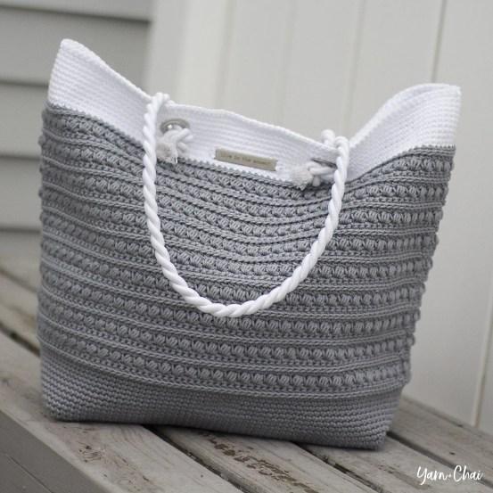 Malia Shoulder Bag by Yarn + Chai