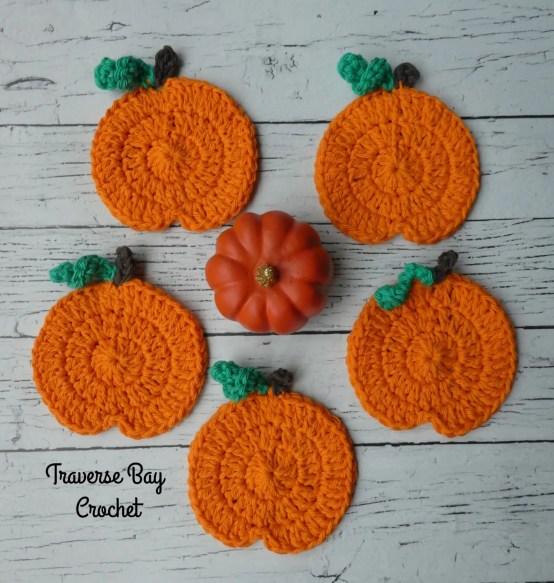 Pumpkin Crochet Patterns All Free Nanas Crafty Home