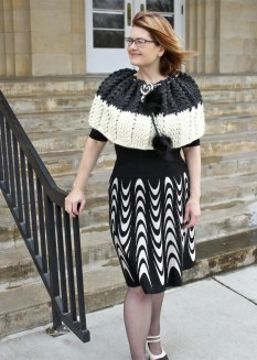Bewitching Braids Cape a free crochet pattern