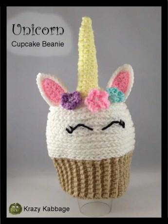 Unicorn free crochet pattern roundup by Nana's Crafty Home