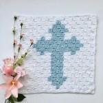 Cross C2c Square Easter Blanket Graphgan Cal Part 2