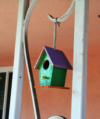 birdhouse small