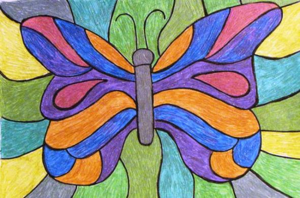 butterfly-multicolored-small