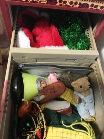 props drawer with